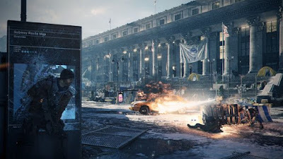 لعبة الحرب Tom Clancys The Division