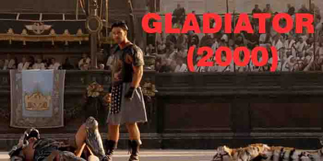 GLADIATOR (2000) FIlm Kolosal Peperangan Indonesia