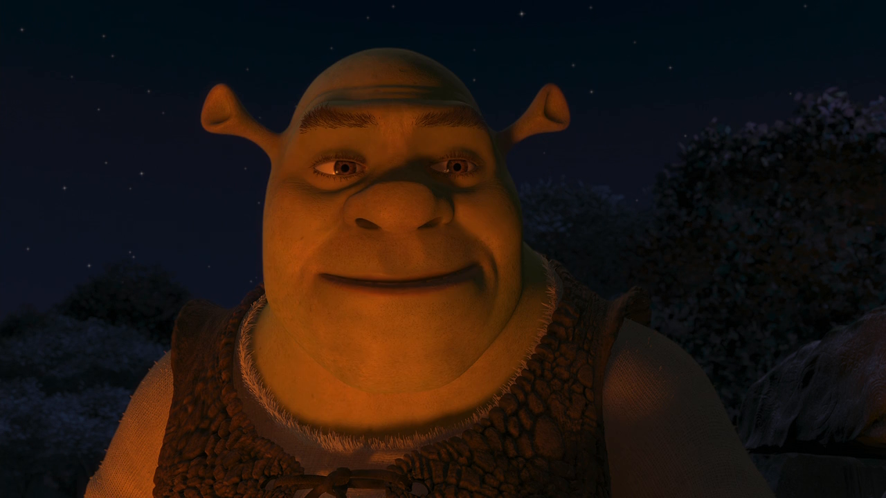 Shrek Tercero (2007) BRRip 720p Latino - Ingles captura 3