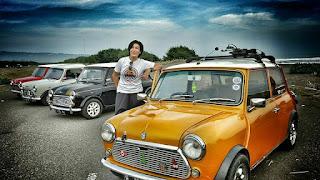 Foto Penggemar Mini-Morris Indonesia Gathering di Jogja