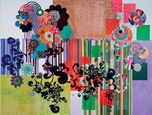 The Colour Of Ideas Beatriz Milhazes