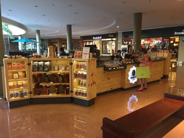 Café Santa Fé inaugura loja no Galleria Shopping