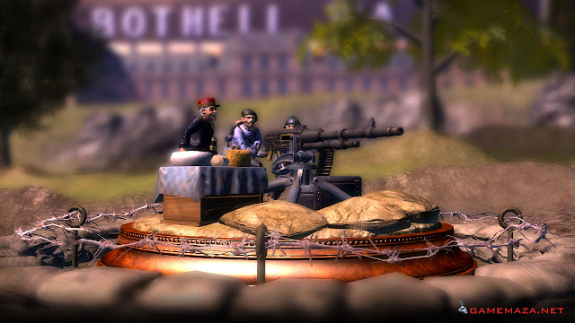 Toy Soldiers Gameplay Screenshot 1