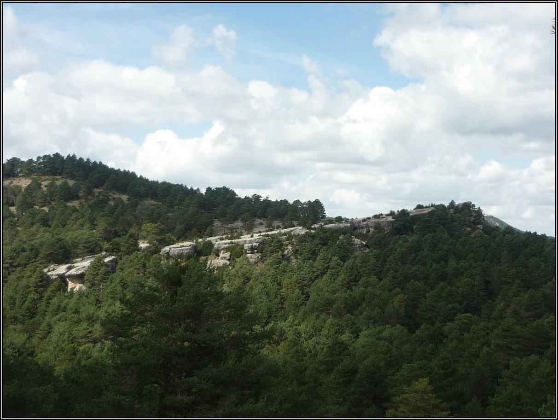 Ciudad Encantada De Valdehonguillo (fotografía cedida por Magia Serrana)