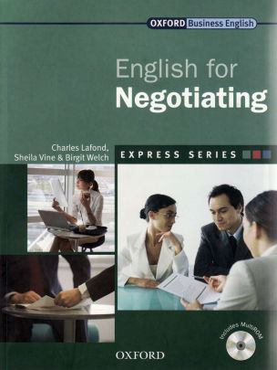 English for Negotiating- Oxford Business English Book PDF Download