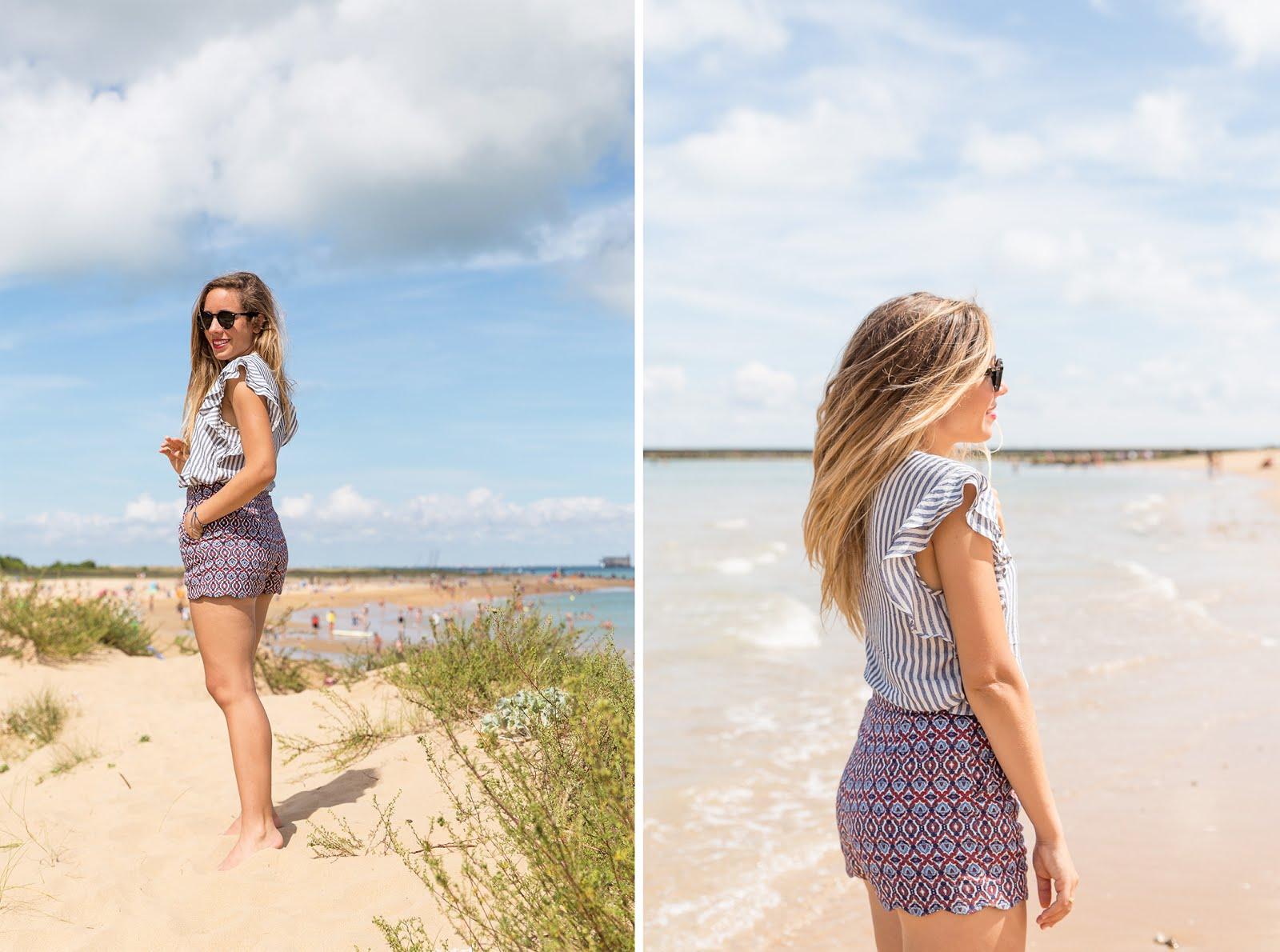 Blogueuse mode présente la nouvelle collection Kookaï