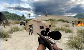 Games Island Army Sniper App