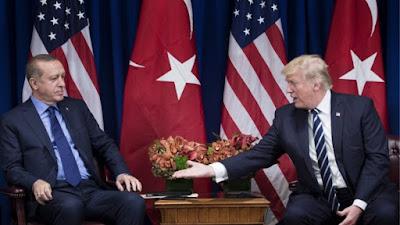 Ο Τραμπ «παγώνει» την πώληση όπλων στoν Ερντογάν – Αγκυρα: Θα έχετε αντίποινα