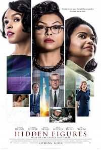 Hidden Figures (2016) Hindi - English 300mb Download