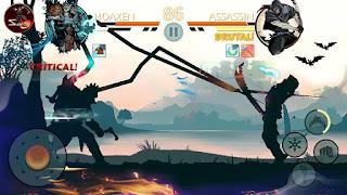 تحميل لعبة Shadow Fight 2 مهكرة تحديث الاخير للاندرويد