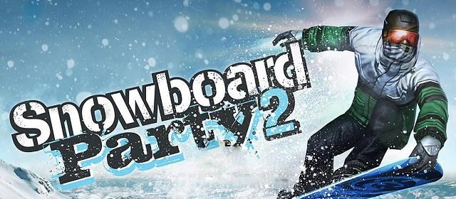 Snowboard Party 2 v1.0.9 Apk + Data Mod [Money]