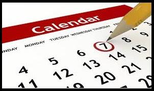 CATAT... Daftar Hari Libur Nasional dan Cuti Bersama Tahun 2017 Berdasarkan SKB 3 Menteri