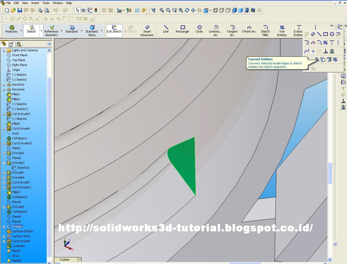 SOLIDWORKS DESIGN TUTORIAL: 2016
