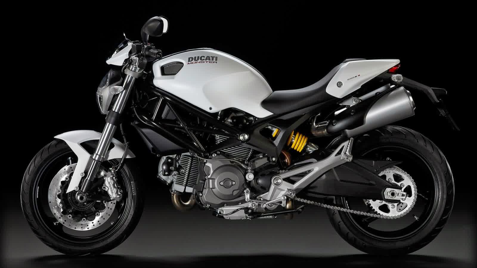 Harga Motor Monster Ducati