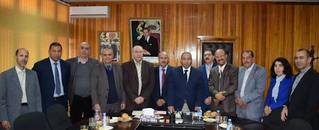 تعيين مديرين إقليميين بكل من مديرية أزيلال وبني ملال