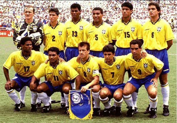 Grandes Seleções da história das Copas: o Brasil de 1994