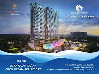 giới thiệu tông quan Dự án Condotel Cocobay Đà Nẵng