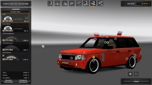 Range Rover Supercharged 2008 + DLC Flag