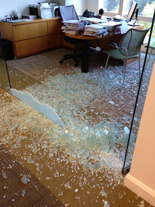 26 Times Life Went Unbelievably Wrong - 'So I walked into my office this morning.'