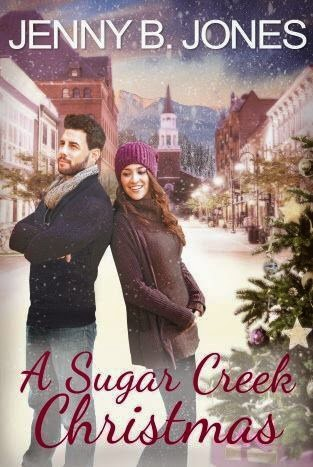 A Sugar Creek Christmas {Jenny B Jones} | #bookbloggers #amreading #tingsmombooks