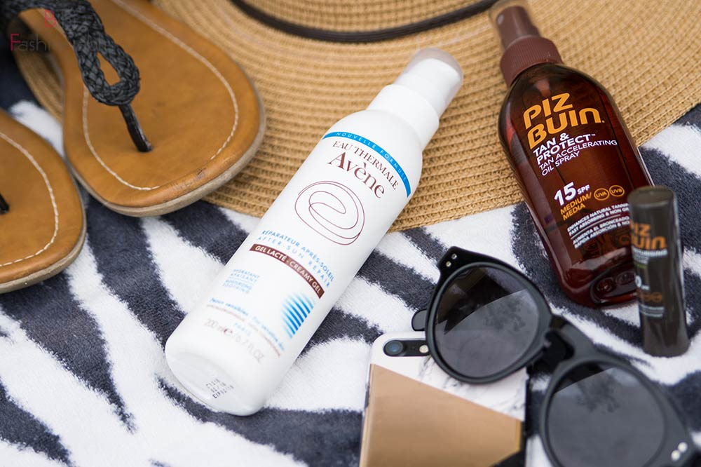 5 Summer Essentials Beauty Eau Thermale Avene Reparatur Apres Soleil