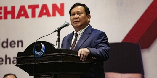 Jika Jadi Presiden, Prabowo Bakal Kejar Koruptor Meski Sampai Antartika