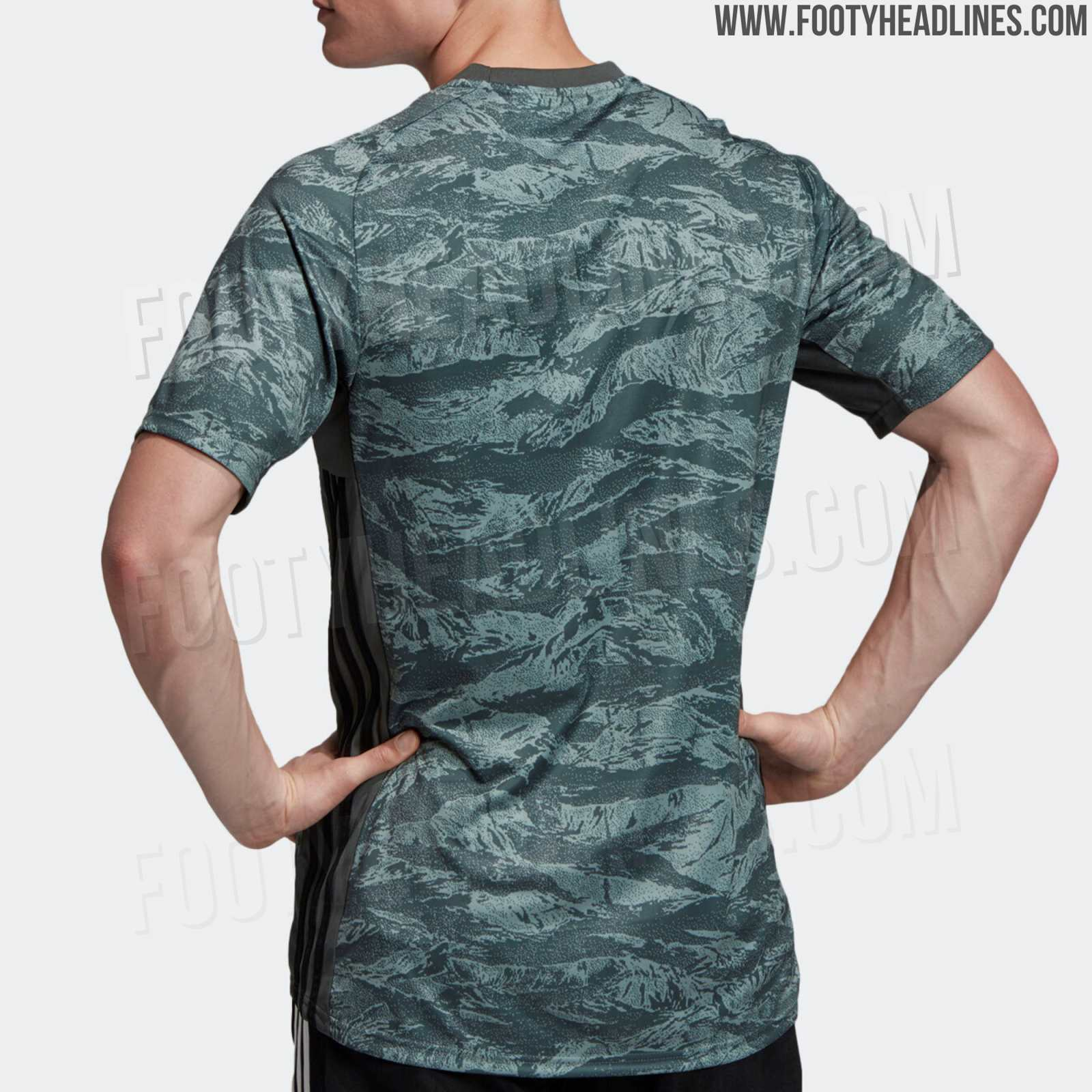 Real Madrid Away Kit Real Madrid 19-20 Goalkeeper Away Kit Leaked - Footy Headlines