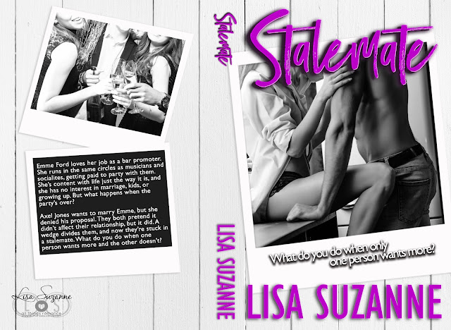Stalemate by Lisa Suzanne
