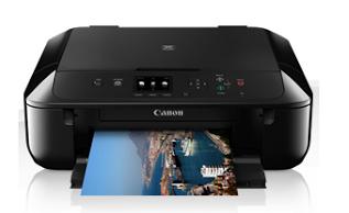 Download Canon PIXMA MG5752 Driver