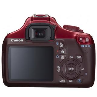 Harga Canon 1100D Merah