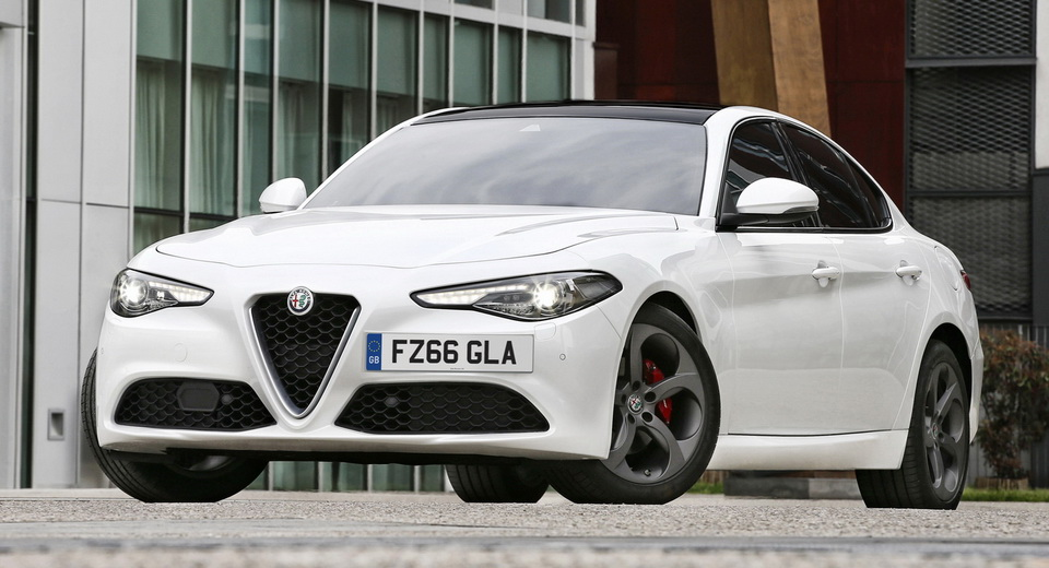 Prices and specs announced for Alfa Romeo Giulia range in the UK