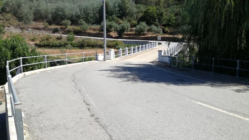 Ponte sobre a Ribeira da Gardunha