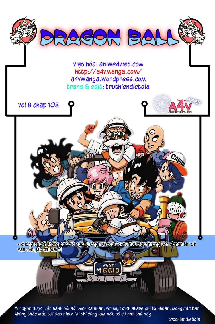 Dragon Ball chap 108 trang 15