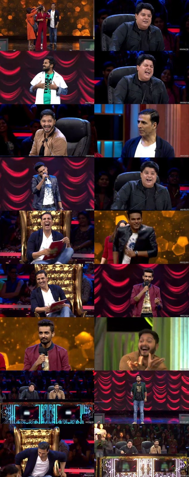 The Great Indian Laughter Challenge 25 November 2017 Episode 17 HDTV 480p