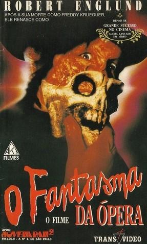 O Fantasma da Ópera: O Filme – Legendado (1989)