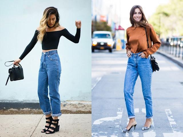 tendência-mom-jeans
