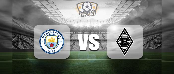 مباراة مانشستر سيتي وبروسيا مونشنجلادباخ بث مباشر