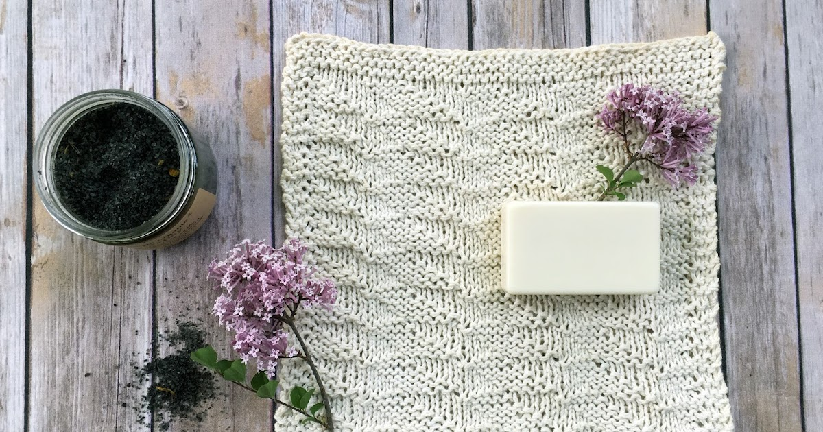 Knitter S Pride Giveaway Amp Free Knitted Wash Cloth Pattern