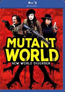 Mundo Mutante (2014) DVDRip Latino