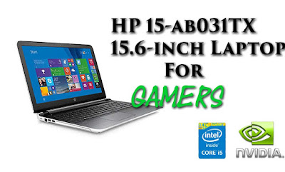 HP 15-ab031TX 15.6-inch Laptop (