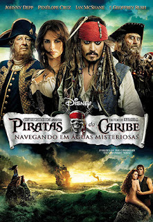 Piratas do Caribe: Navegando em Águas Misteriosas - BDRip Dual Áudio