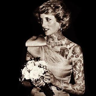 tatuando el pasado 7 princesa diana