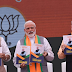 By issuing BJP's Sankalp Patra, PM Modi gave the slogan, 'Nationalism is our inspiration, good governance is our mantra'