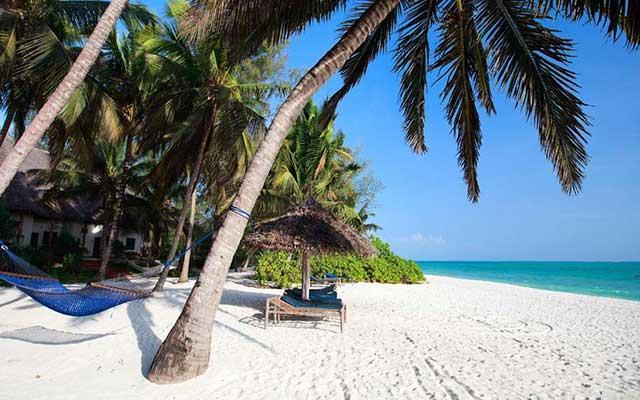 Visit one of Tanzania's stunning beaches