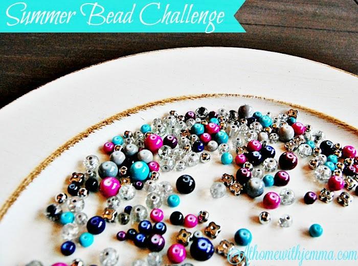 Summer Bead Challenge