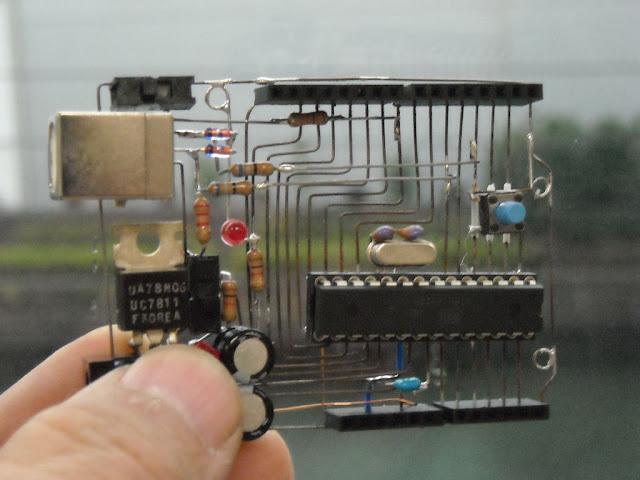 Arduino método manhattan.