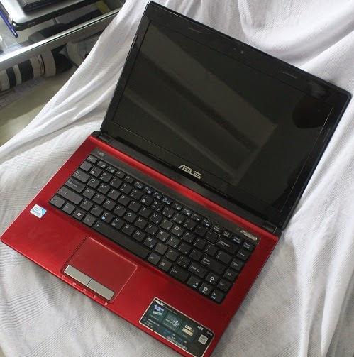 harga laptop bekas Laptop Asus A43E