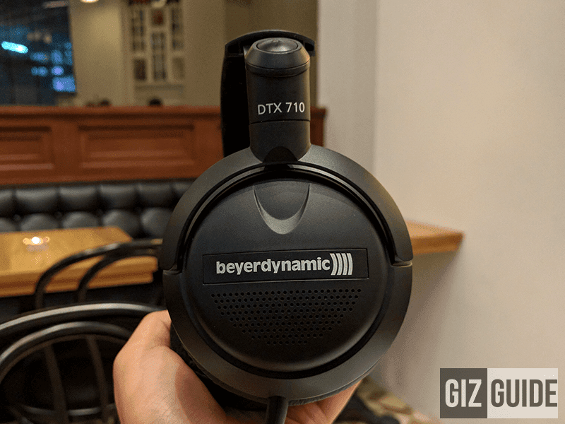 Beyerdynamic DTX 710 review