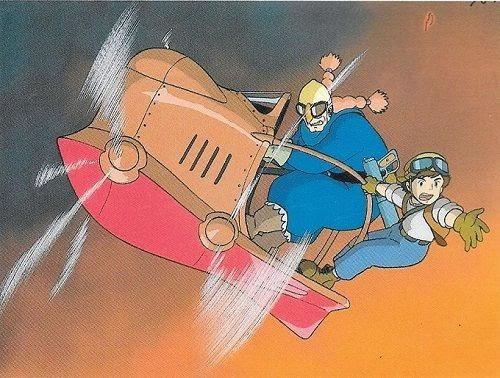 その後 ラピュタ 『天空の城ラピュタ』の後日談。パズーとシータのその後。