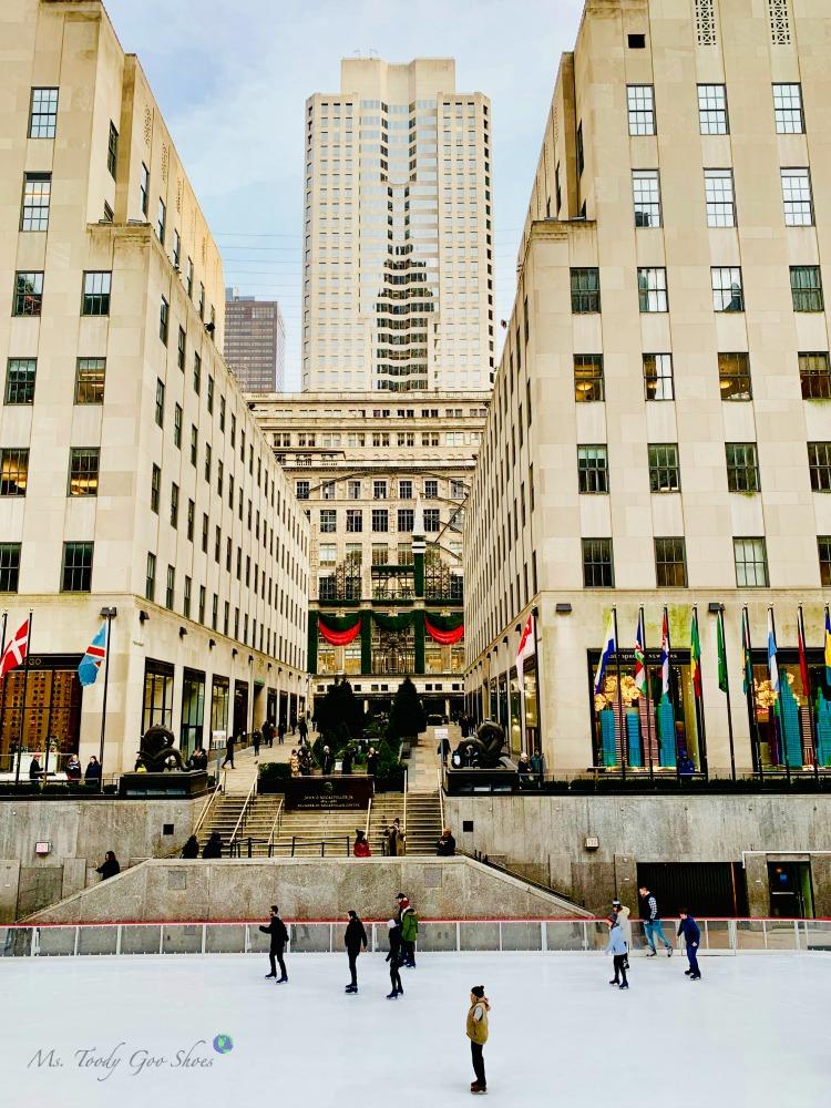 Rockefeller Center, New York | Ms. Toody Goo Shoes